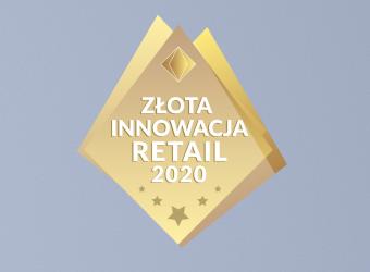 Sterylis uhonorowany nagrodą Złota Innowacja Retail 2020