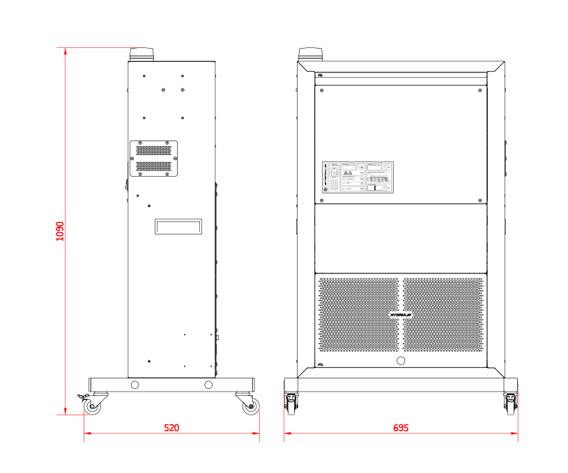 Sterylis VS-400/1200